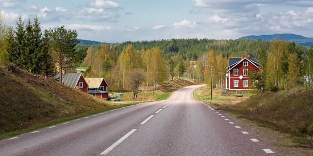 Переезд Швеция — Норвегия