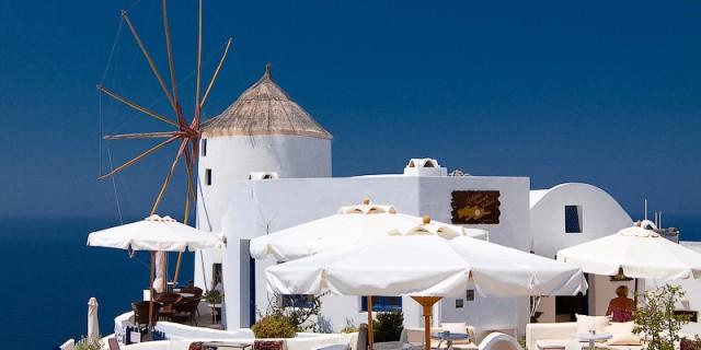 Санторини. Крит