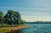 Полосатый Петербург