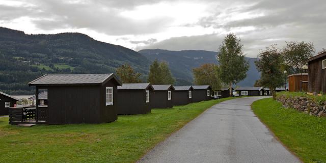Как устроены кемпинги. Норвегия