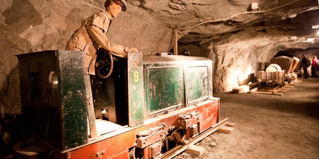 Серебряные рудники Конгсберга и музей. Норвегия