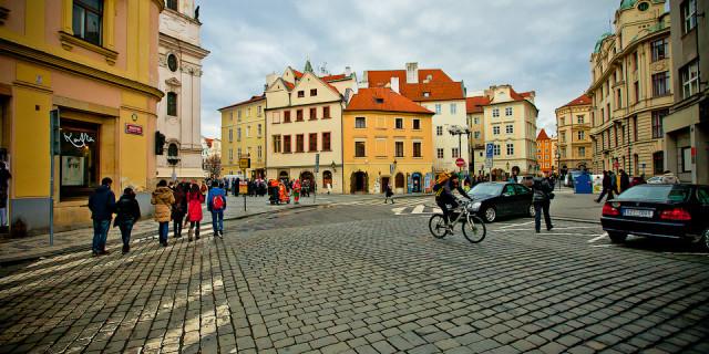 Старый город (Старе-место). Прага. Часть 1. Чехия