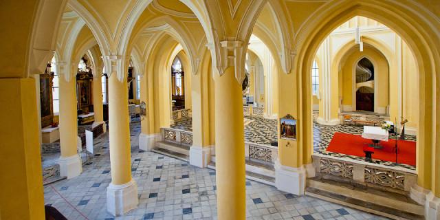 Кутна Гора. Храм Вознесения Девы Марии. Чехия