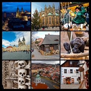 Чехия 2012. Содержание
