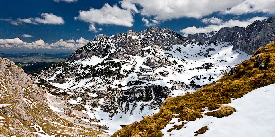 В горах Дурмитор