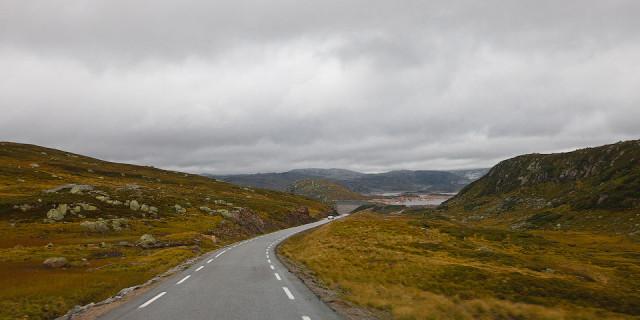 Кьераг. Норвегия