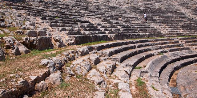 Театр Аргос. Пелопоннес