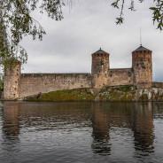 Савонлинна. Финляндия