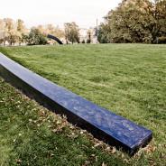 Прерванная линия — монумент в Таллине. Гибель парома Estonia