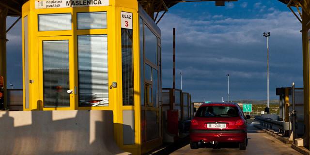 Оплата дорог в Хорватии. Хорватия