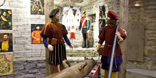 Кик ин де Кёк. Музей в башне Кик ин де Кёк в Таллине