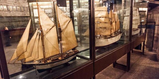 Морской музей в Таллине в башне Толстая Маргарита